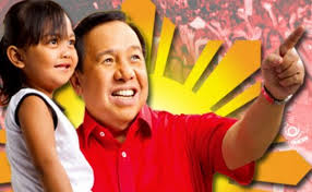 Aksyon Gordon holding young girl
