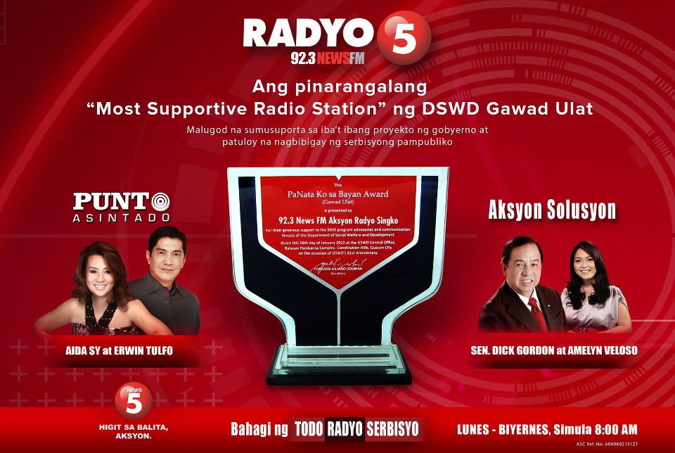 Radyo5 Gordon