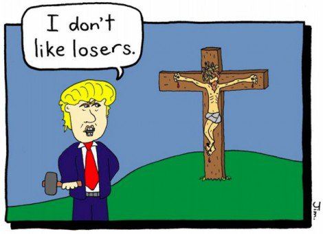 Christ the Loser