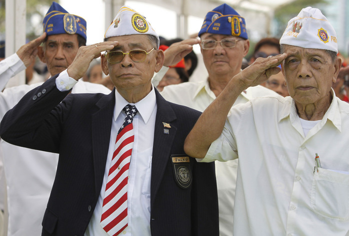 Philippines Veterans Day